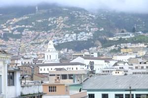 Jonny Blair in Quito Ecuador