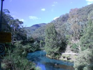 getting to Jenolan Caves
