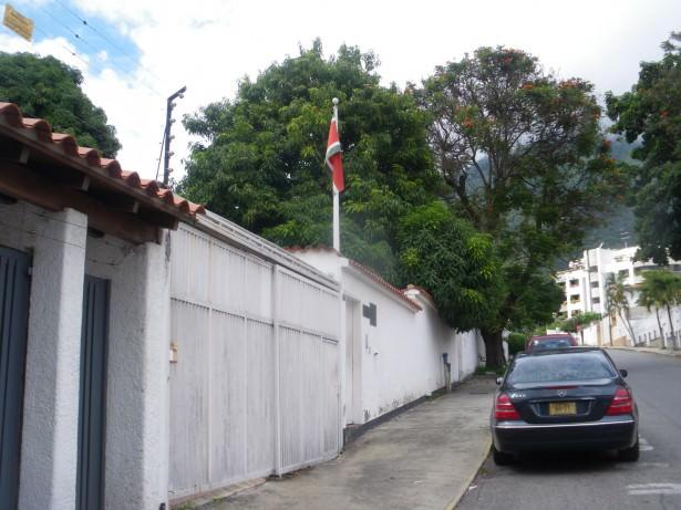 Suriname Embassy in Caracas in Venezuela