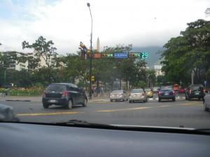 Jonny Blair in Venezuela