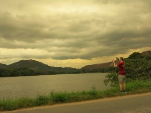 Jonny Blair Taking time to explore off the beaten track towns like Kurunegala in Sri Lanka!