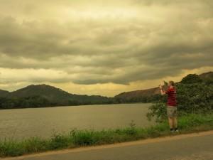 Jonny Blair Taking time to explore off the beaten track towns like Kurunegala in Sri Lanka!