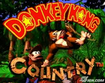Backpacking in Fake Countries: Donkey Kong Country