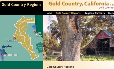 The Gold Country