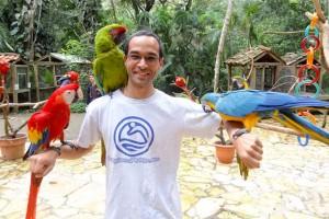 World traveller interviews on DSL