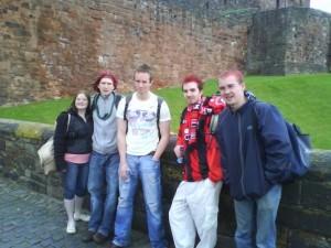 Carlisle Castle trip in England