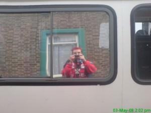 Carlisle train Dan Darch