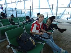 Jonny Blair's travel blog Don't Stop Living