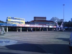 Bournemouth pier approach summer England