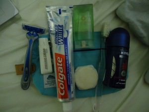 toiletry bag for long term travel a lifestyle of travel