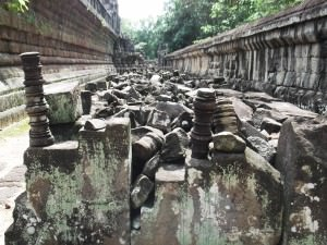 Ta Keo temple ruins a lifestyle of travel