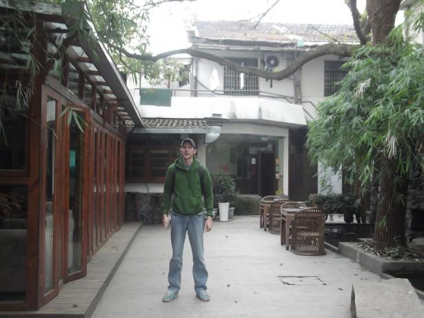Mingtown YHA Hostel Hangzhou China