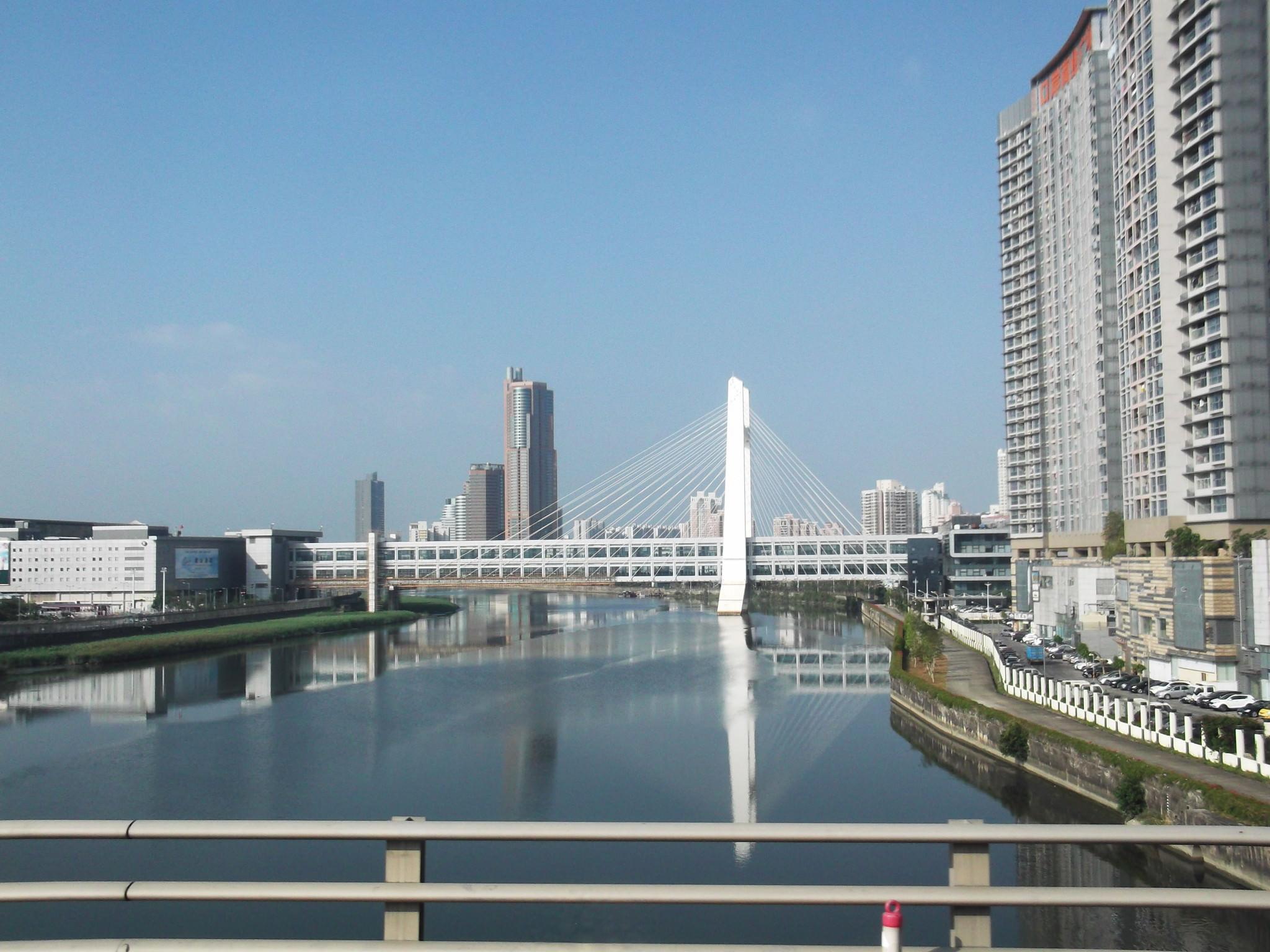 ... How to get from Hong Kong to China (Kwun Tong to Huanggang, Shenzhen
