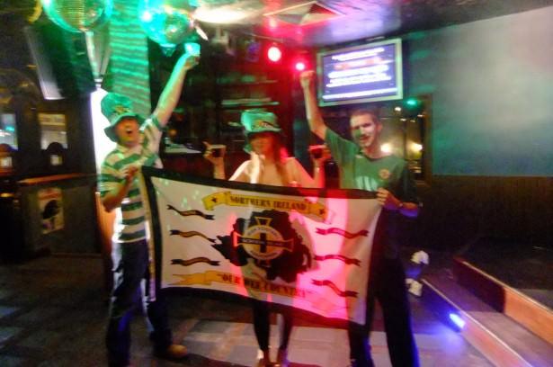 St. Paddys day at PJs Irish Pub Parramatta