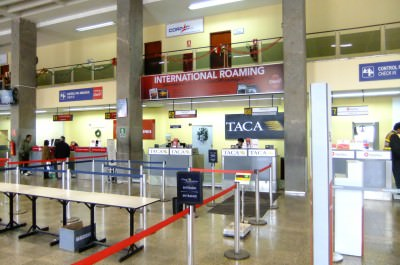 Worst airlines to fly with - Taca in Peru