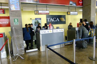 World's worst airlines - TACA in Peru