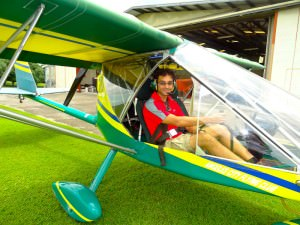 World travellers with Adam Pervez