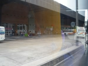 Tres Cruces bus station Montevideo