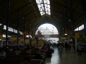 Departure tax in La Paz Bolivia