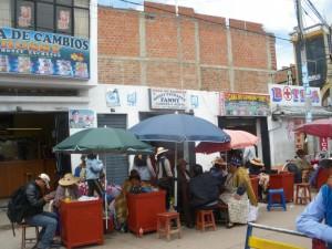 Cambios Peru border money changers