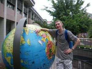 Jonny Blair and the whole world