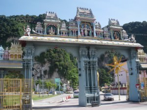 Restaurants at Batu Caves