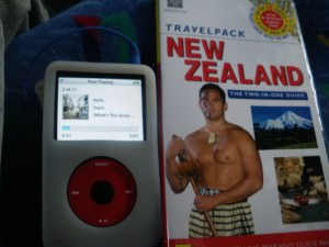 Tuesday's Travel Essentials - an iPod