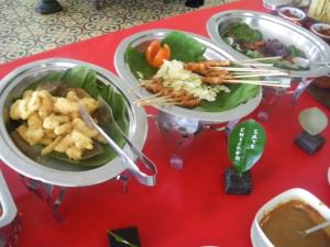Friday's Featured Food in Indonesia