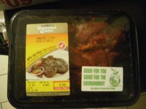 Kangaroo curry in Australia