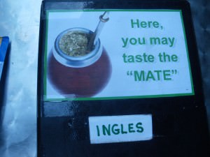 Mate tea restaurants in Montevideo Uruguay