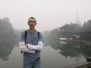 Su Causeway Bridge at the West Lake Hangzhou China