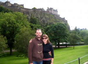 World Travellers on Don't Stop Living with John and Andrea of Inspiring Travellers