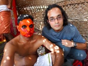 Adam Pervez in India