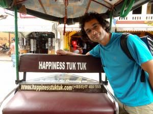 Adam Pervez in Cambodia