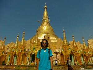 Adam in Burma