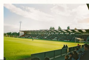Dean Court Bournemouth v Hartlepool 2003