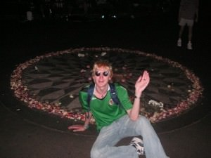 Strawberry Fields New York Ringo Starr