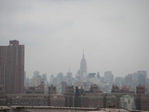 Backpacking in NYC, USA