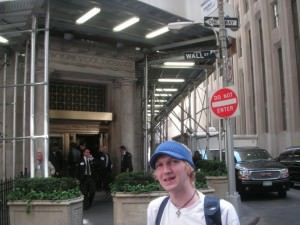 Outside Wall Street 2007