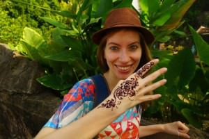 Audrey Bergner That Backpacker interview