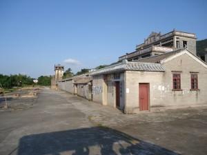 Majianglong Diaolou Cluster in China