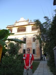 visiting the Kaiping Diaolou Majianglong China