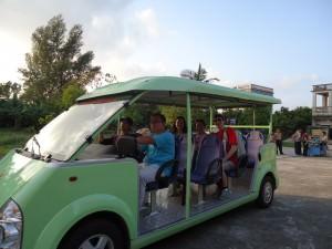 Kaipign Diaolou tour of Majianglong China