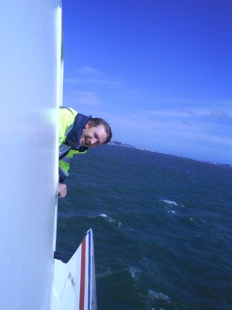 Jonny Blair Condor Ferries