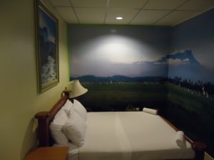 Maids and bed makers are travel heroes