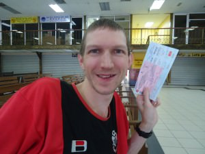 getting from KK to Brunei by ferry
