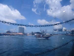 Ferry from Labuan to Serasa in Brunei