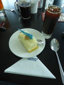 Brunei Cheesecake in Bandar Seri Begawan