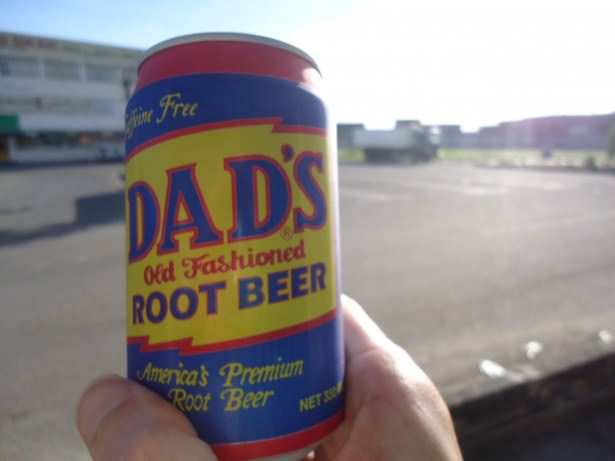 Root beer in Brunei non alcohol state