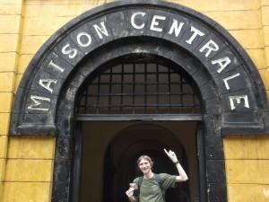 Hoa Lo Prison Maison Centrale